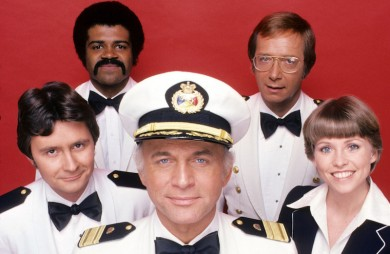 The Love Boat cast